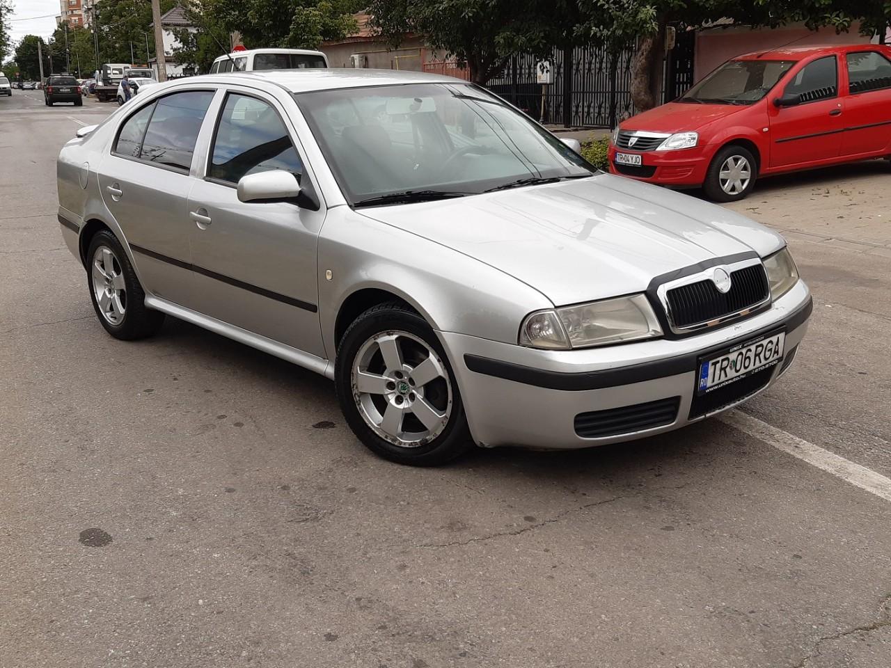 Skoda Octavia 1,9 diesel 2002