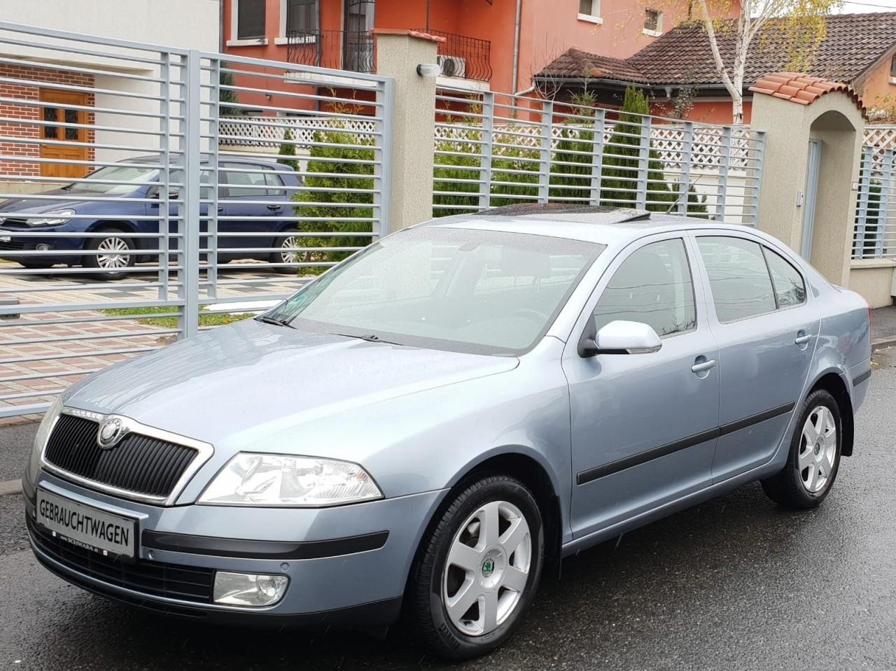 Skoda Octavia 1,9 diesel 2005