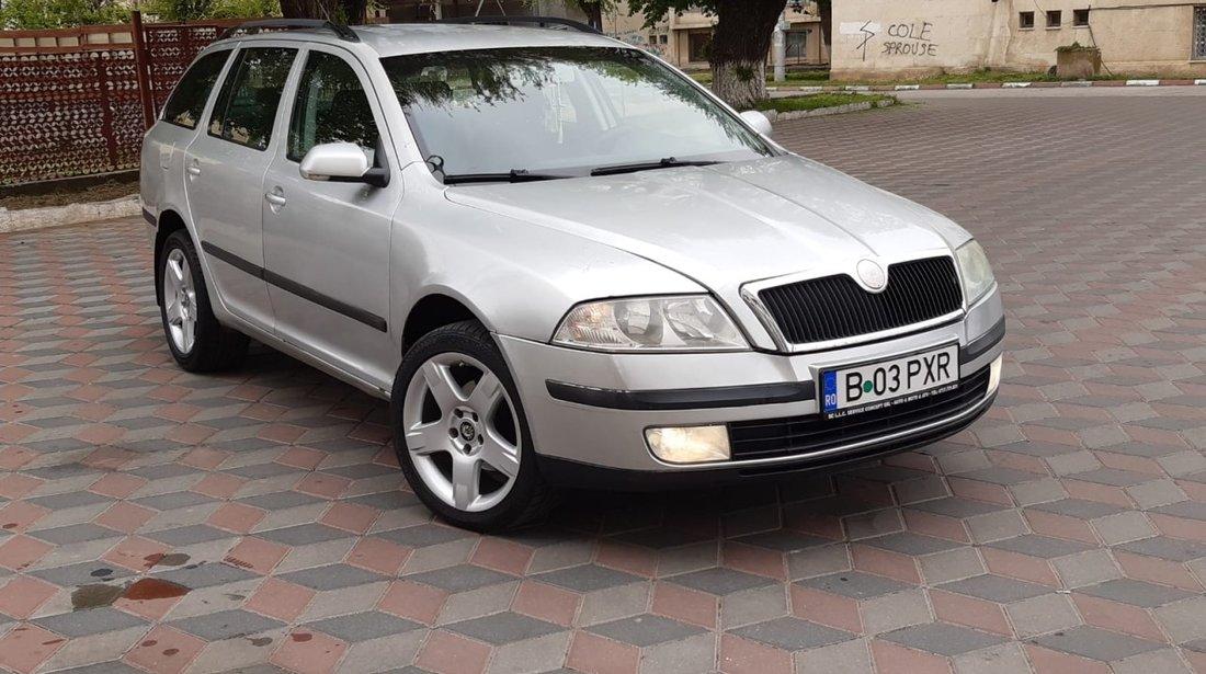 Skoda Octavia 1,9 diesel 2006