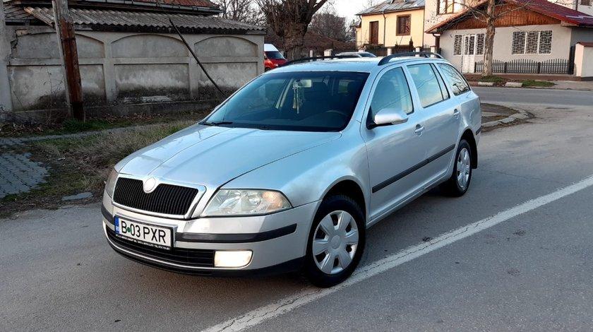 Skoda Octavia 1,9 diesel 2007