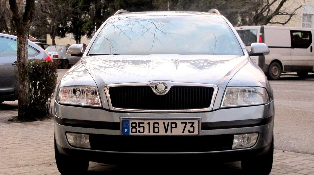 Skoda Octavia 1.9 TDI 2007