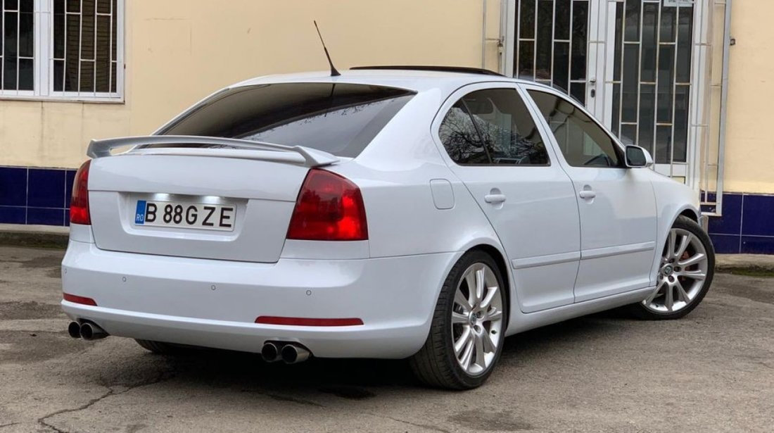 Skoda Octavia 2.0 2008