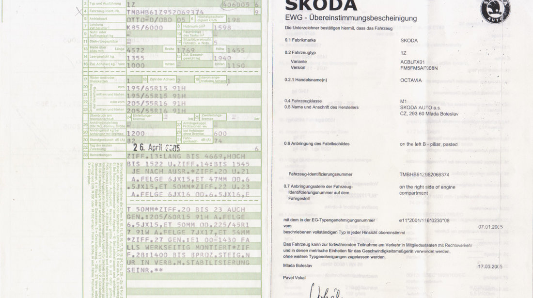 Skoda Octavia 2 Klimatronik incalzire scaune FULL 2005