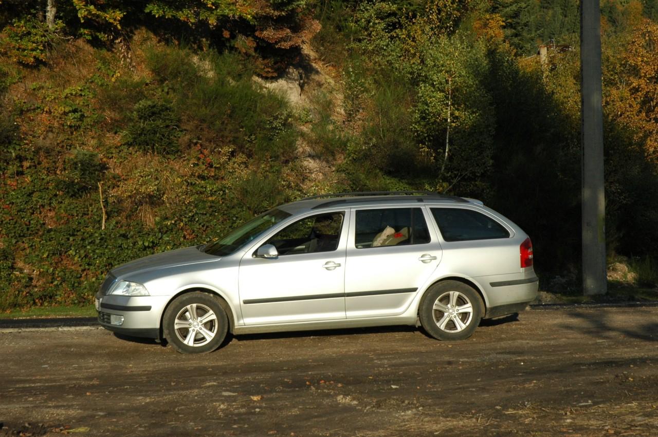 Skoda Octavia 2000 2006