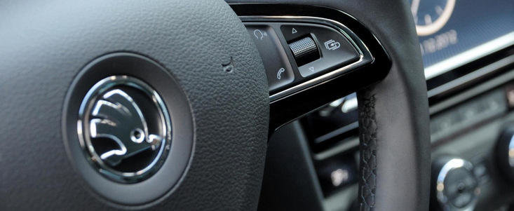 Skoda Octavia 3 - Noi imagini teaser, plus primul cadru cu interiorul