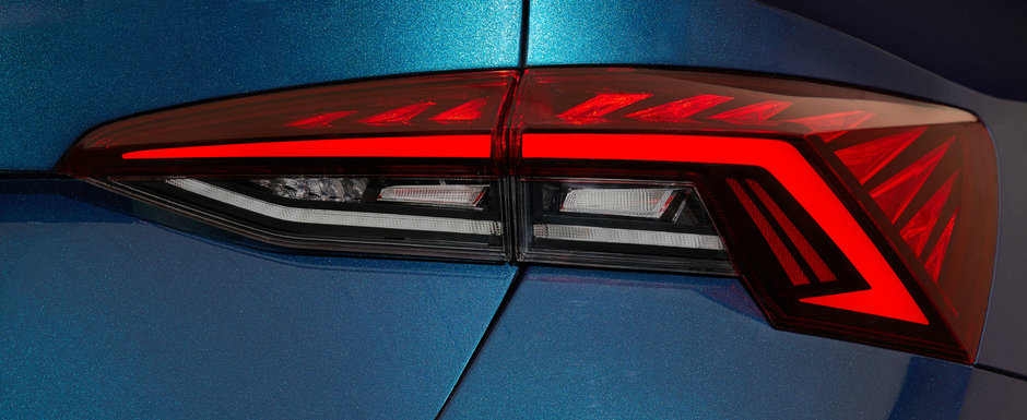 Skoda Octavia 4, cea mai vanduta masina a cehilor, de-acum cu instalatie de gaz din fabrica. Autonomia anuntata