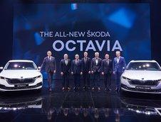 Skoda Octavia 4 - Primele poze
