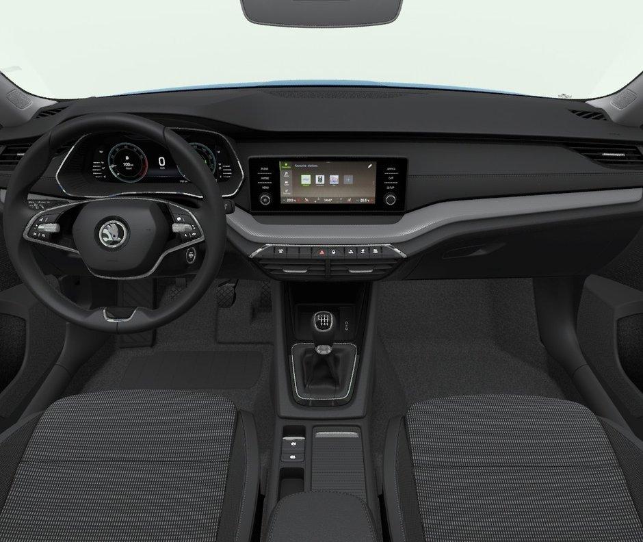 Skoda Octavia 4 - Versiunea de baza