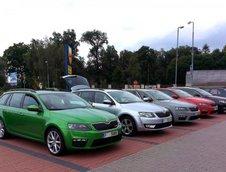 Skoda Octavia RS - Poze Reale