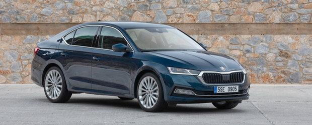 Skoda opreste livrarile Octaviei 4 din cauza problemelor descoperite de VW la noul Golf 8. Ar putea urma Audi cu A3 si SEAT cu Leon 4