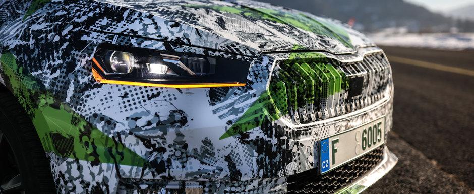 SKODA pregateste o noua generatie pentru cea mai ieftina masina pe care o vinde acum. Motoarele diesel, OUT din oferta