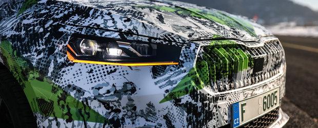 SKODA pregateste o noua generatie pentru cea mai ieftina masina pe care o vinde acum. Cehii tocmai au anuntat DATA LANSARII