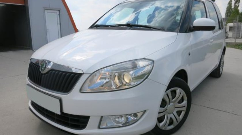 Skoda Roomster Ambition Family Bonus 1.2 TDI CD DPF 75 CP M5 2012