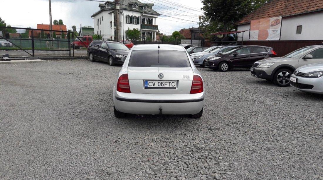 Skoda Superb 1.9 TDI 2003
