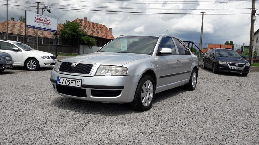 Skoda Superb 1.9 TDI 2003