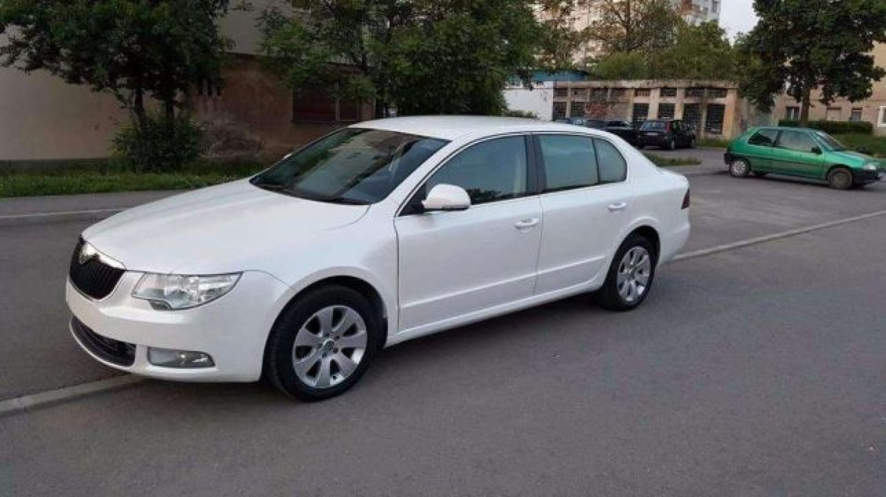 Skoda Superb 1,9tdi 2010