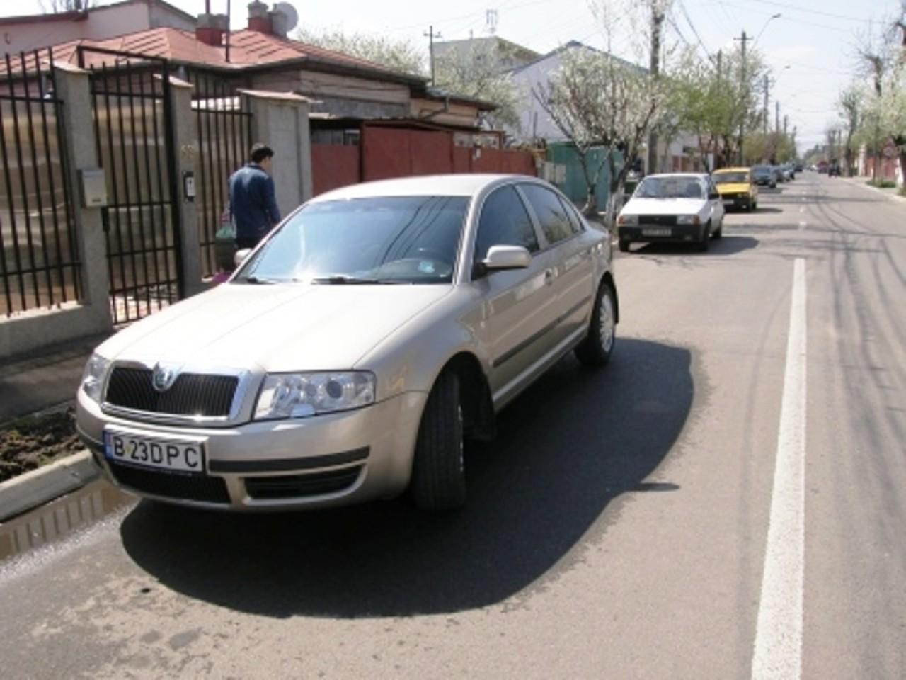 Skoda Superb 19 tdi 2006