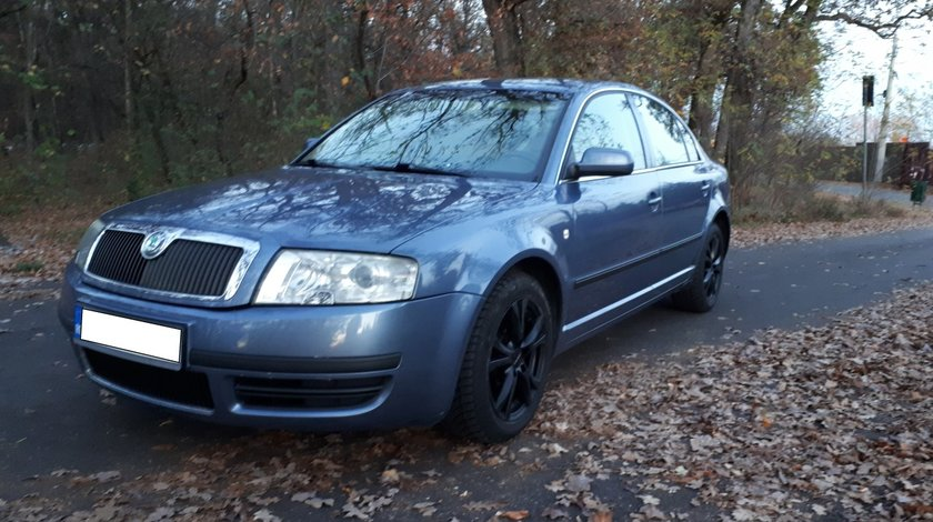 Skoda Superb 2.0 TDI 2006