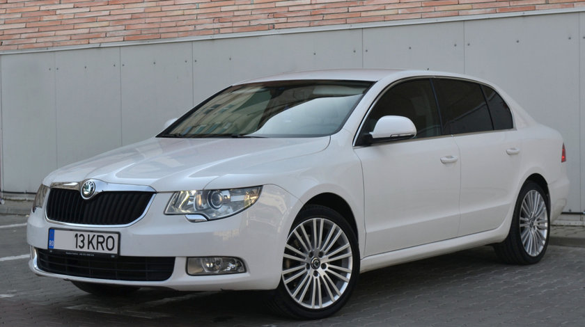Skoda Superb 2.0 TDI 2012