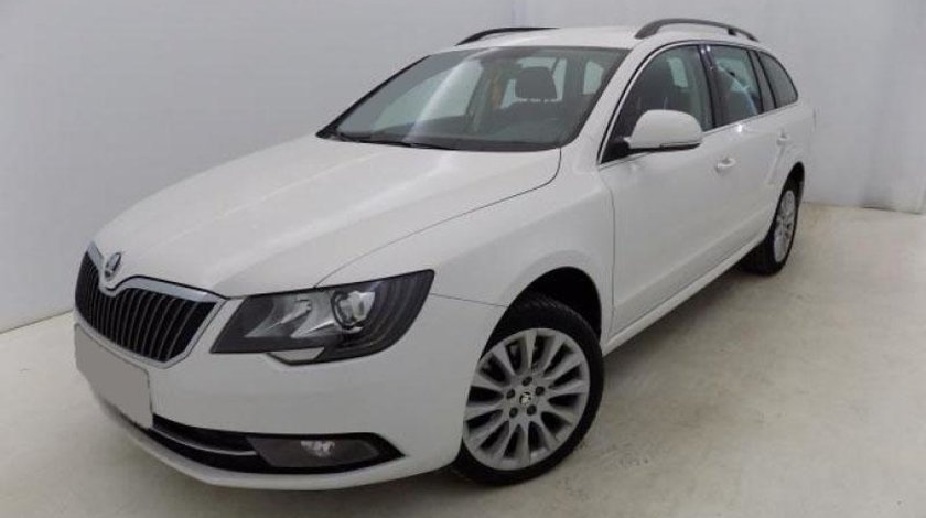 Skoda Superb COMBI 2.0 TDI AMBITION 170 CP 2014