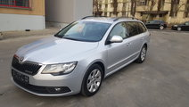 Skoda Superb Deesel 2014