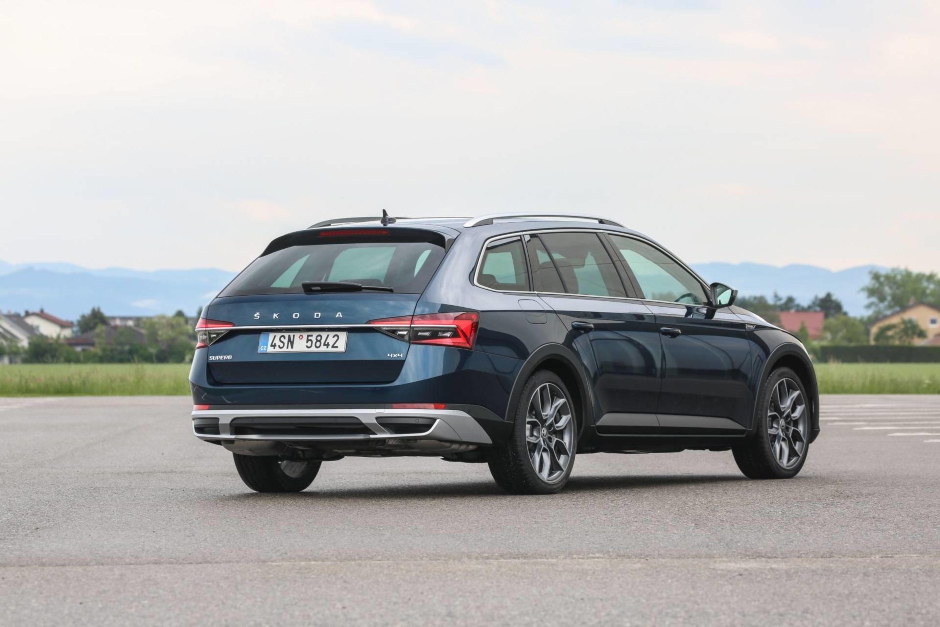 Skoda Superb facelift - Skoda Superb facelift