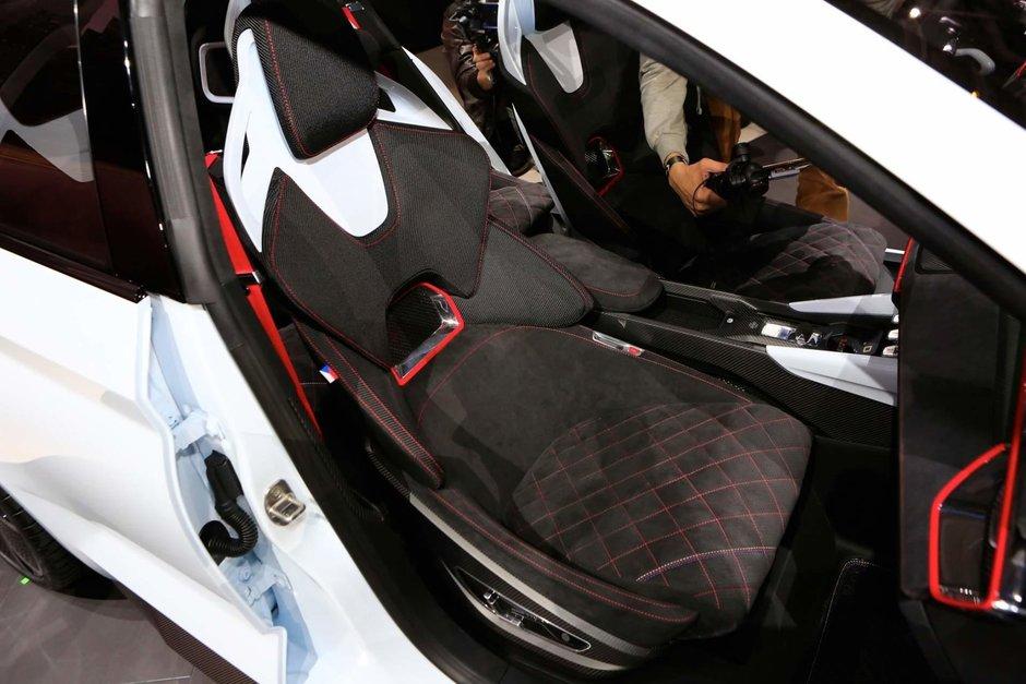 Skoda Vision RS Concept la Paris