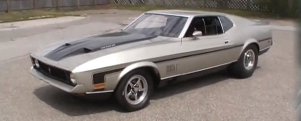 Sleeper-ul perfect: un Mustang Mach 1 de 3000 cp