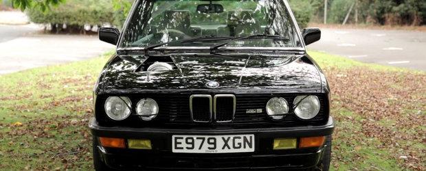 Sleeperul perfect: un BMW E28 cu o turbina uriasa produce 500 cp si pare masina perfecta