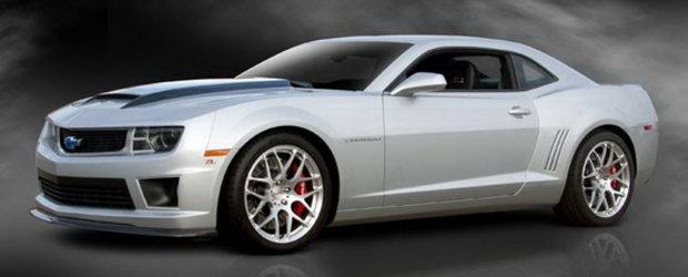 SLP Performance ne ofera propriul sau Chevrolet Camaro ZL1