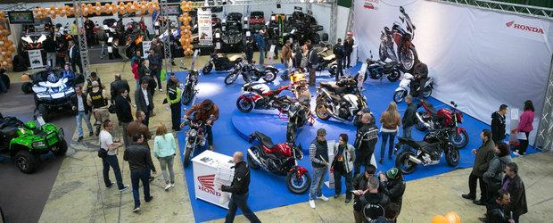 SMAEB & EXPOBIKE – motociclete si biciclete la Bucuresti, 17-19 Aprilie