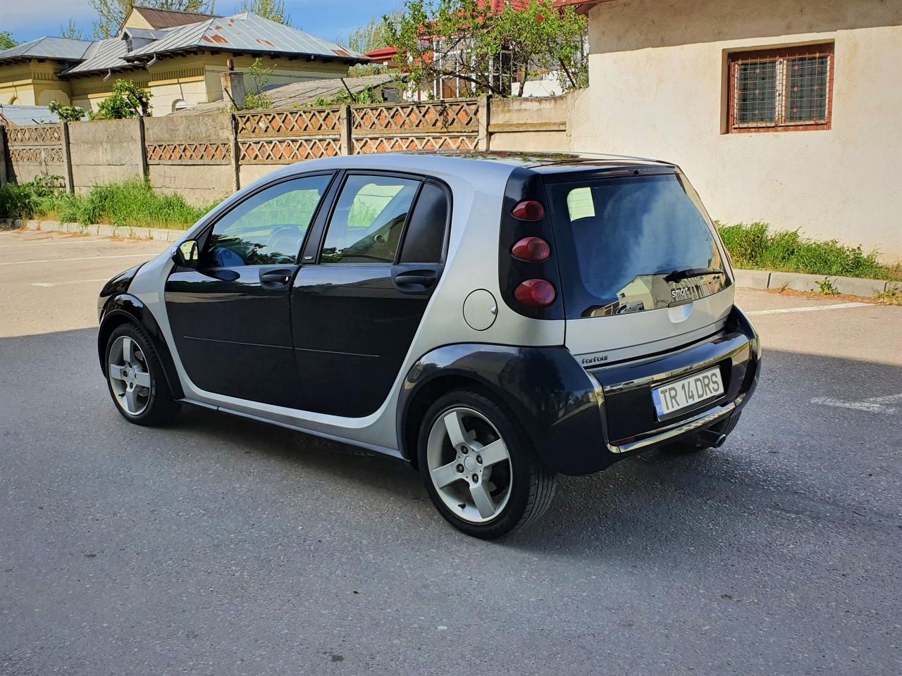 Smart Forfour 1.1 2005