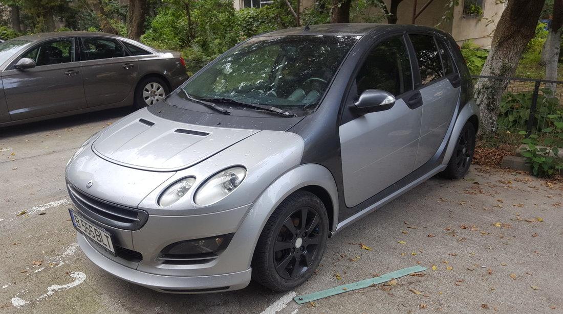 Smart Forfour 1.5 benzina + gpl 2005