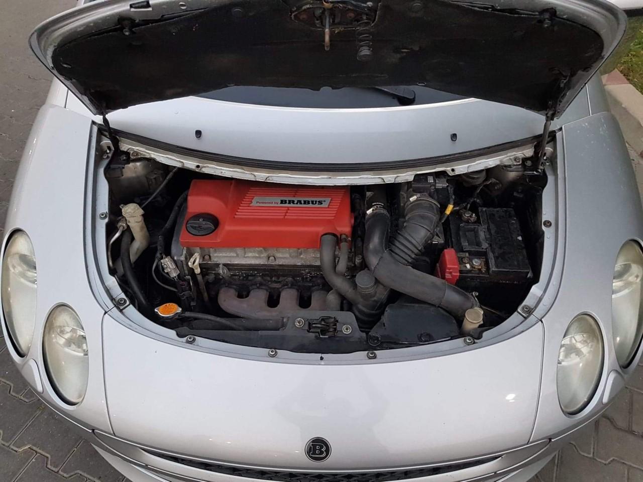 Smart Forfour Benzina 2007