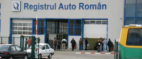 'Smenuri' pe bani publici la Registrul Auto Roman: contracte de 2 milioane de Euro acordate fara licitatie