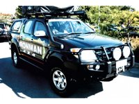 Snorkel Ironman AirForce Toyota Hilux 2011+