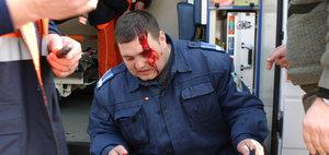 Soferii cer: Politia Romana are neaparat nevoie de autoritate si putere suplimentare