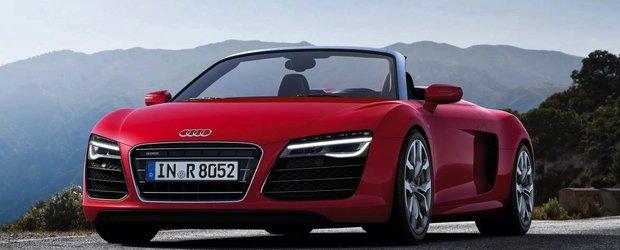 Soferii de Audi, cei mai predispusi sa insele
