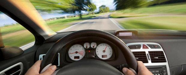 Soferii romani ocupa locul trei in topul celor mai slabi conducatori auto din Europa