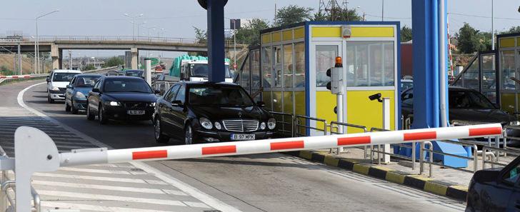 Soferii scapa de taxa pentru podul de la Cernavoda