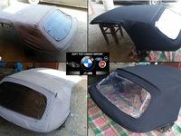 Soft Top NOU Prelata Decapotabila Bmw Fiat Opel Audi vw Golf Renault Peugeot Mazda Ford Saab Mg