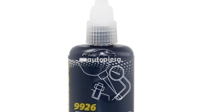 Solutie blocare suruburi pana la M20 MANNOL 50 gr 22379 - produs NOU