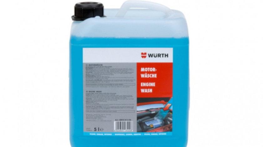 Solutie curatare motor Wurth, 5 l