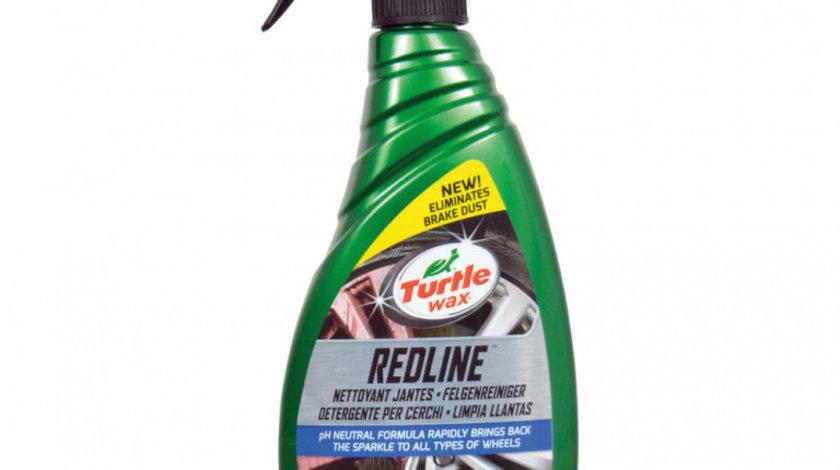 Solutie curatat jante aluminiu Turtle Wax 52854 GL Red Line All Wheel Cleaner 500ml