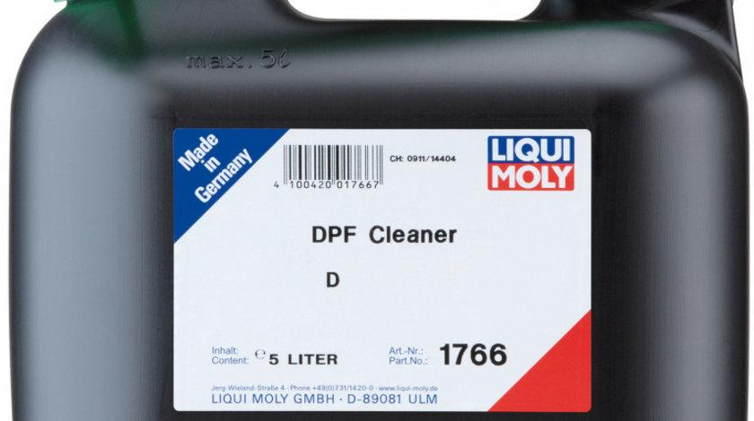 Solutie de curatare DPF Liqui Moly, 5L cod intern: LIM1766
