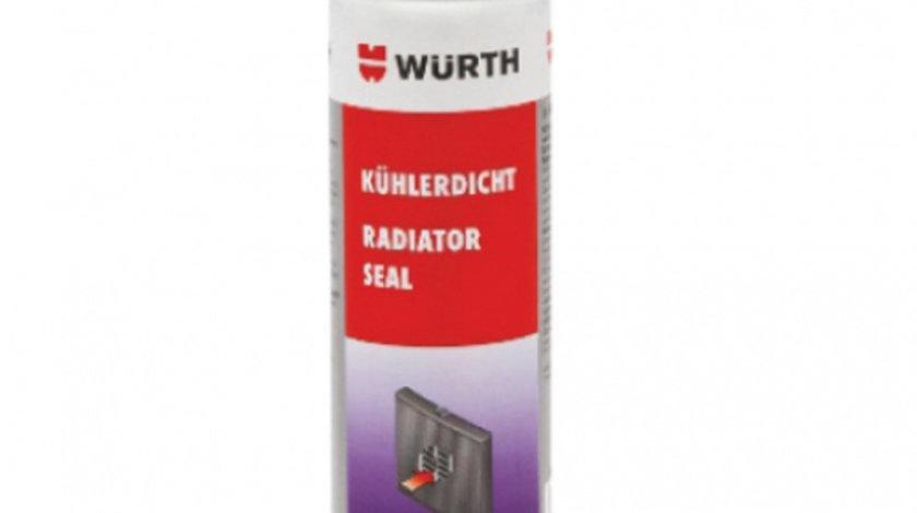Solutie etansare fisuri radiator Wurth, 300 ml