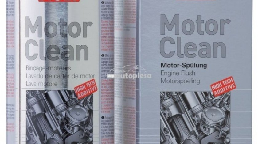 Solutie Motor Clean Liqui Moly 500 ml 1883 piesa NOUA