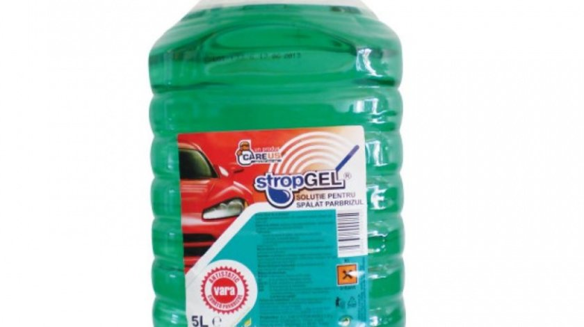 Solutie Parbriz Vara Verde 5L