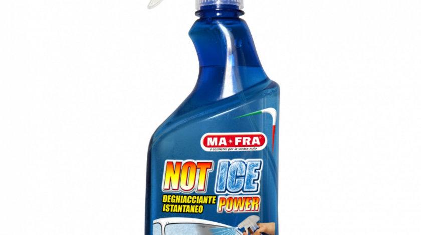 Solutie pentru dezghetarea parbrizelor/incuietorilor MA-FRA Not Ice, 500 ml cod intern: DHB1Z3BBM
