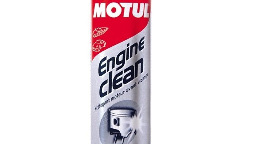 Solutie pregatire curatare motor Motul, 300 ml